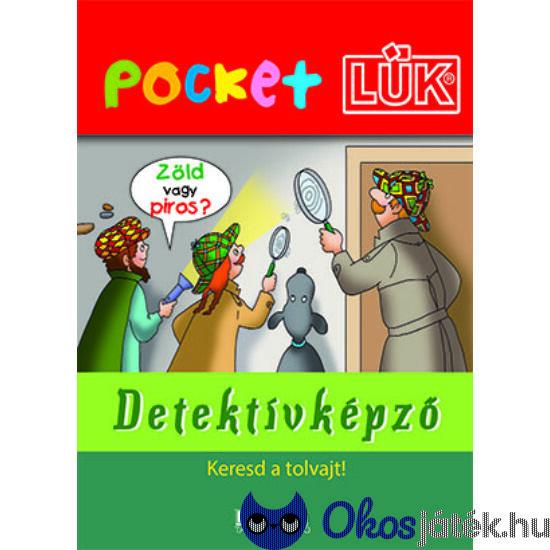 """Detektívképző + Alaplap Pocket LÜK LDI909/A (DI) """"utolsó darabok"""""""