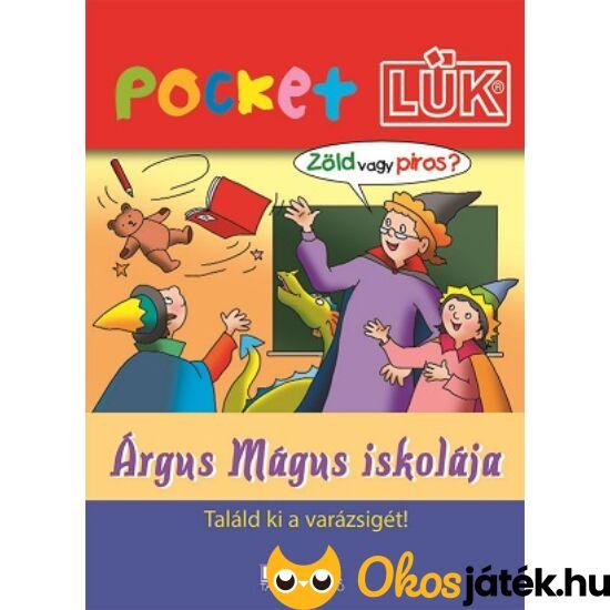 """Árgus Mágus iskolája + Alaplap Pocket LÜK LDI910/A (DI) """"Utolsó darabok"""""""