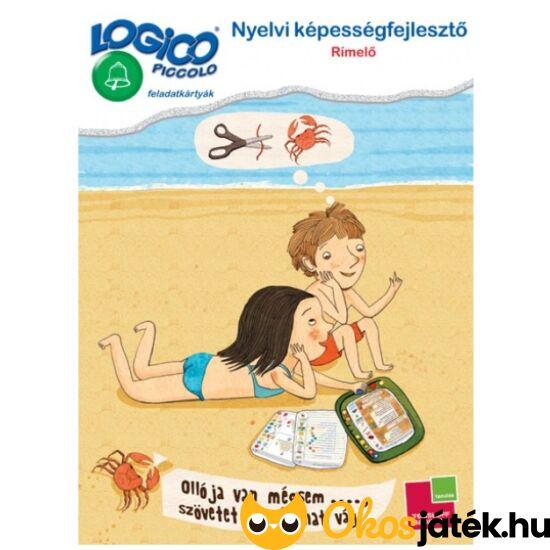 LOGICO Piccolo 3309 - Nyelvi képességfejlesztő: Rímelő (TF)