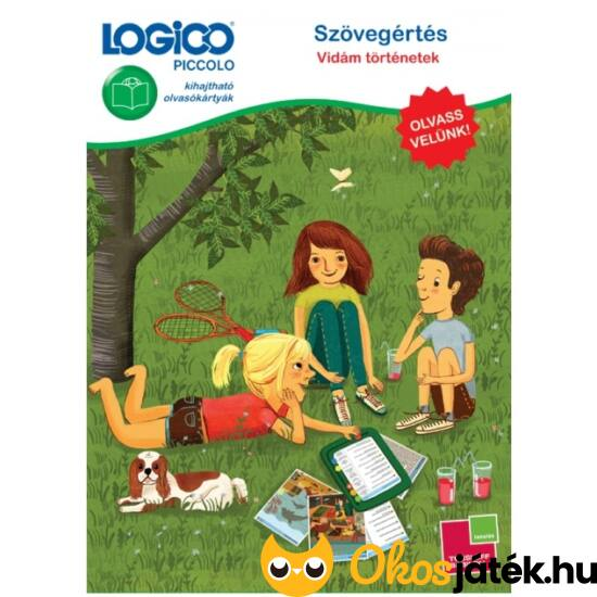 LOGICO Piccolo 5407 - Szövegértés: Vidám történetek