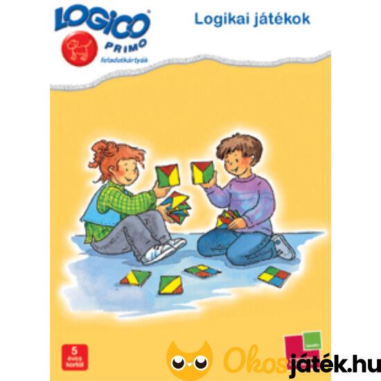 LOGICO Primo feladatlapok - Logikai játékok 3230 5+