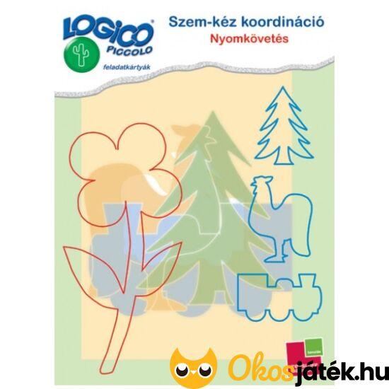 LOGICO Piccolo 3465 - Szem-kéz koordináció: Nyomonkövetés (TF)