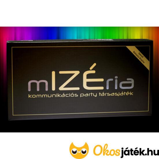 Mizéria társasjáték, kommunikációs, vicces party játék (272)