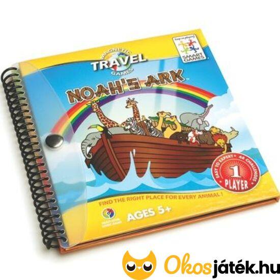 Noé bárkája játék, mágneses logikai Smart Games játék (GA)