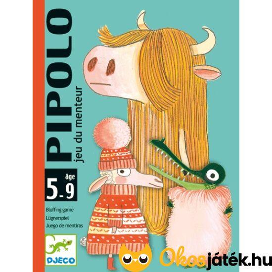 Pipolo svindli, hazudós kártyajáték - DJ 5108