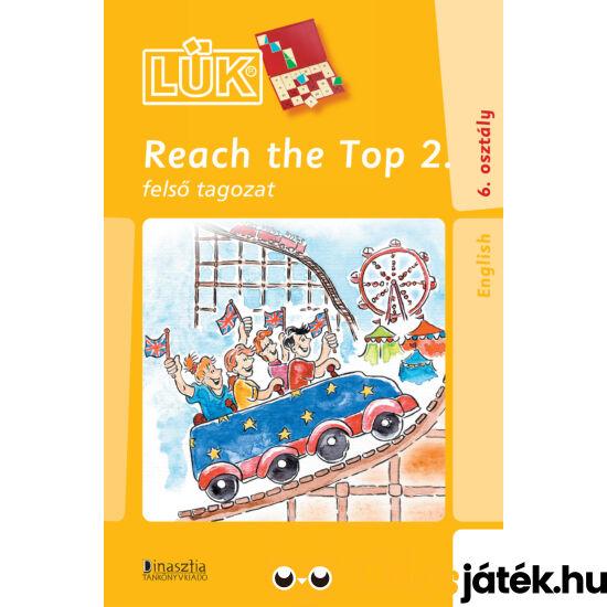 Reach  the top 2 - angol nyelvi lük füzet 24db-os táblához LDI-320 (DI)