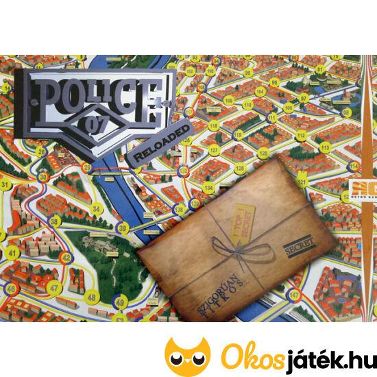 Police 07 Reloaded társasjáték - RG