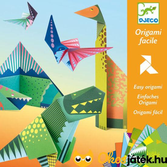 Origami dinós