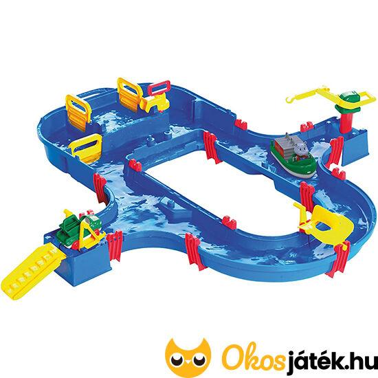 Aquaplay vizes játék bőröndben
