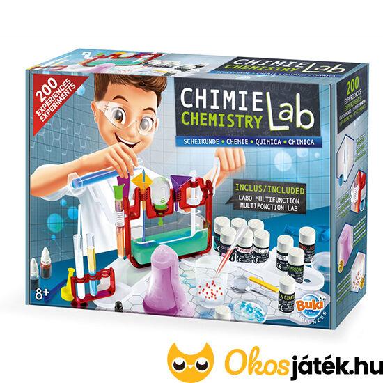 kémia készlet gyerekeknek tudományos kémiai kísérlet