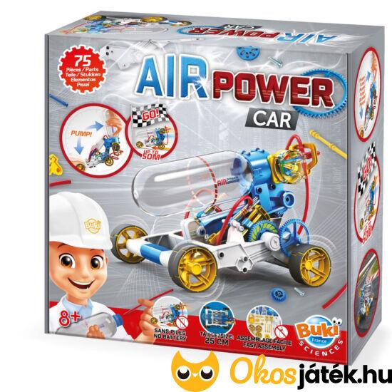 levegővel működő járművek játék