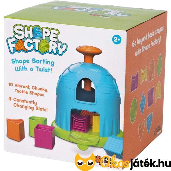 Formabedobó játék - Shape Factory