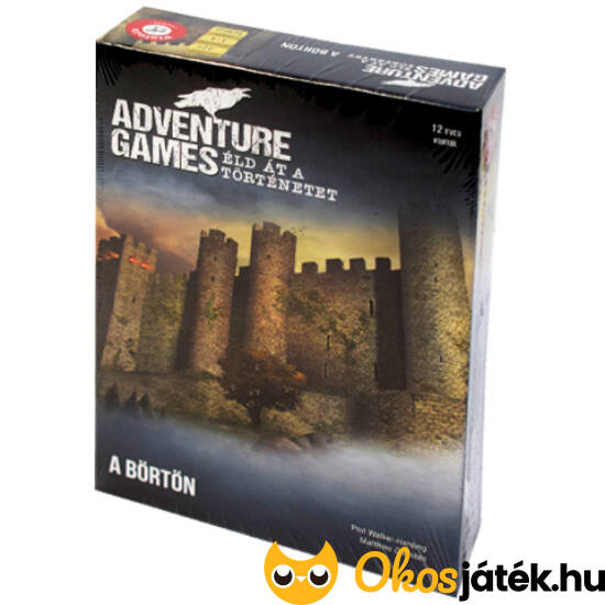 menekülős játék Adventure Game: A börtön