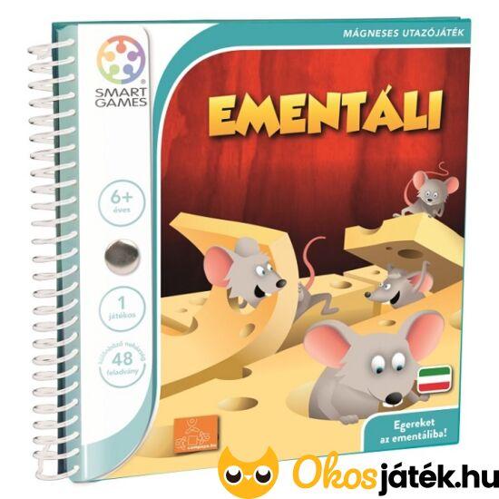 Ementáli - Brain Cheeser - sajtos egeres logikai játék Smart Games - GA
