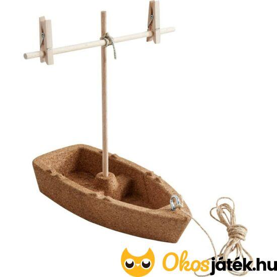 Csónak készítő