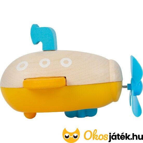 Fa játék tengeralattjáró