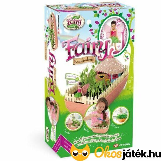 my fairy garden konyhakert tündérrel