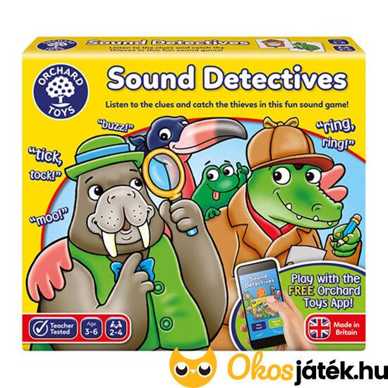 Hangok után nyomozunk Orchard toys