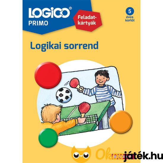 Logico Primo Logikai sorrend 5+  (1246)