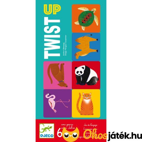 Twist up - Kommunikációs társasjáték