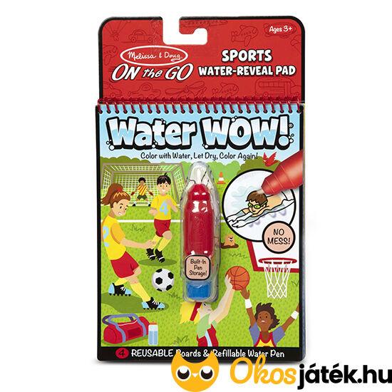 water wow rajzolás vízzel sport