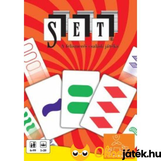 SET kártyajáték - GA