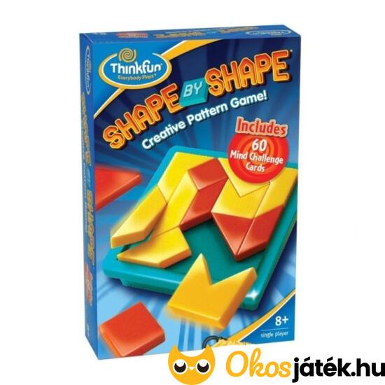 Shape by shape tangram szerű játék (012) (GE)