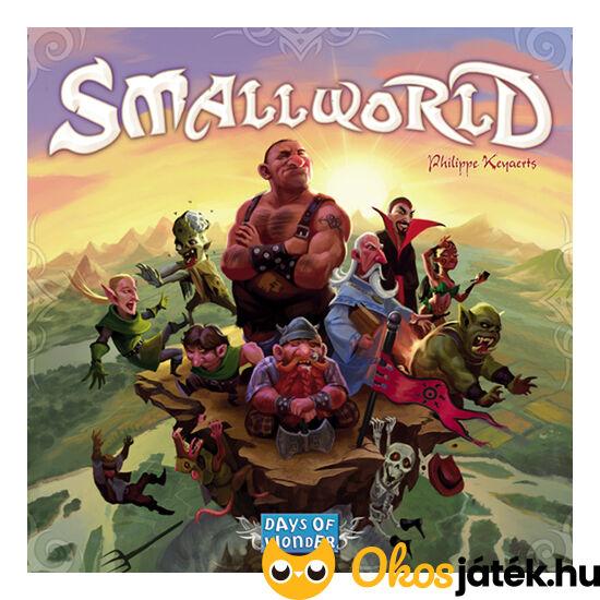 SmallWorld társasjáték - magyar kiadás (GE)
