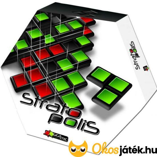 """Stratopolis taktikai társasjáték (GE) """"Utolsó darabok"""""""