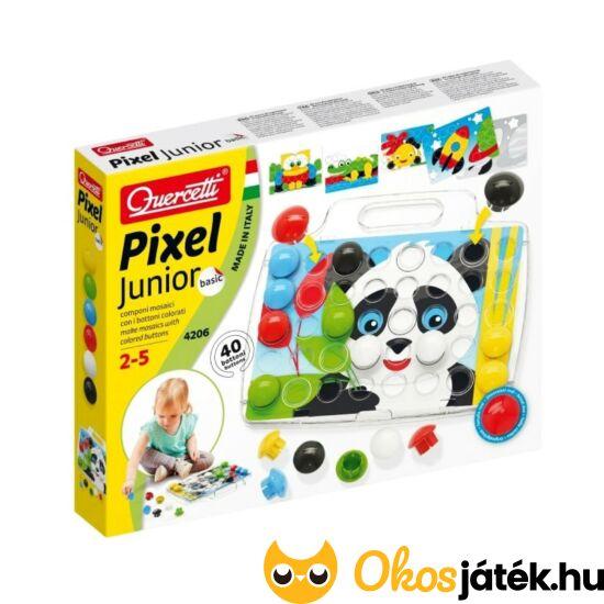 óriás pötyi Pixel junior Bébi pötyi panda Quercetti 4206