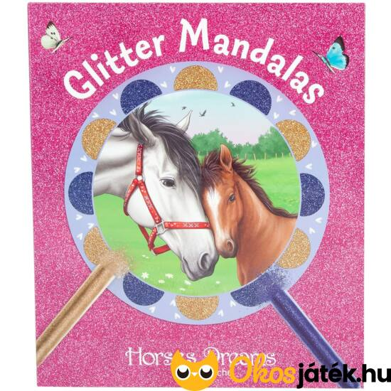 Mandala lovas készlet