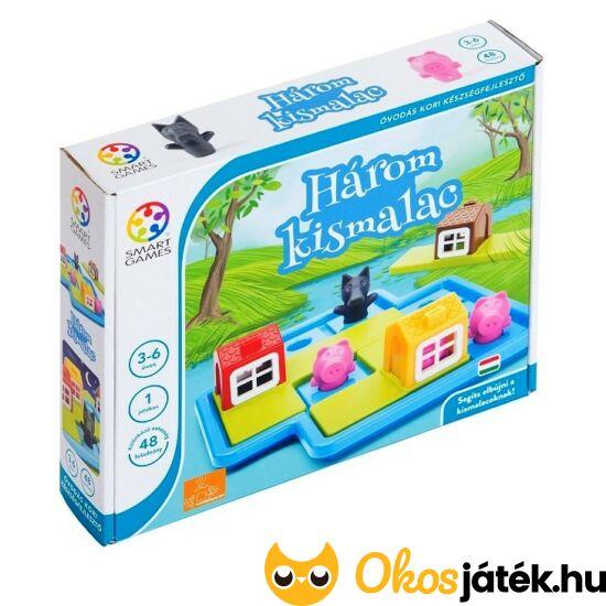 Smart Games Három kismalac  készségfejlesztő játék