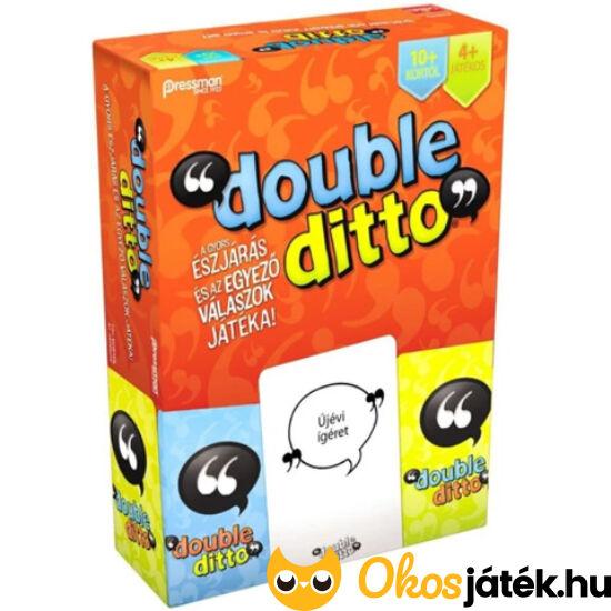 Double Ditto vidám szójáték