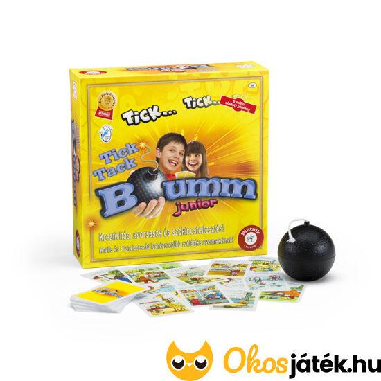 Tick Tack bumm JUNIOR vidám szókincsfejlesztő gyerekjáték - PI