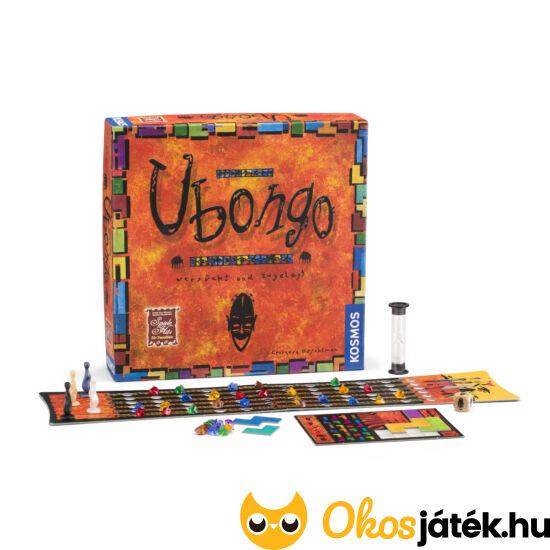 ubongo társasjáték