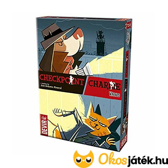 Checkpoint Charlie kártyajáték