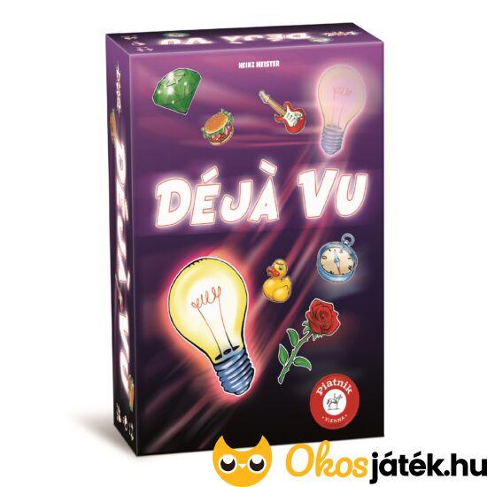 Deja-Vu memória kártyajáték