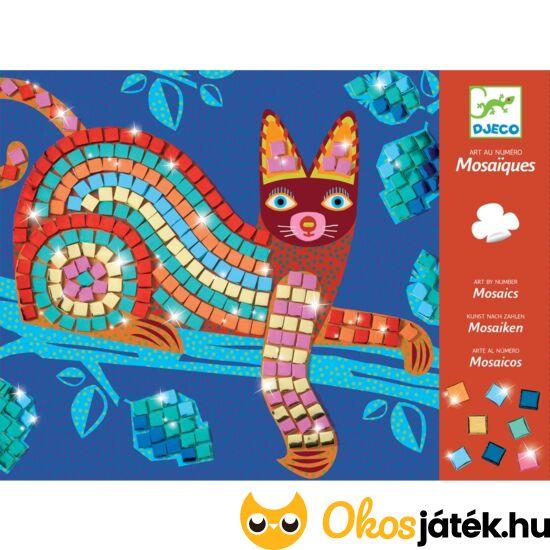 mozaik kirakó Djeco kreatív készlet