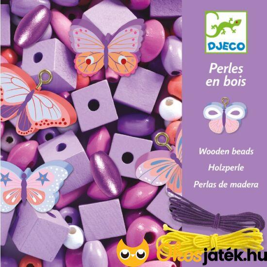 gyöngyfűző készlet gyerekeknek fűzhető fagyöngy gyöngykészlet