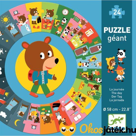 egy napom puzzle