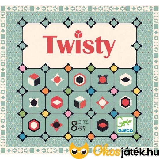 Djeco Twisty társasjáték