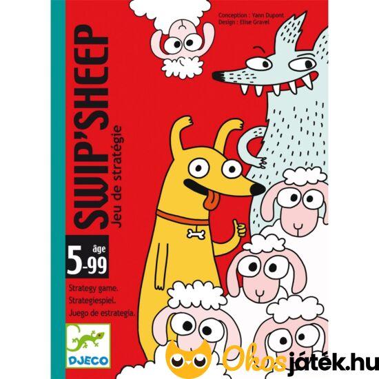 Swip'Sheep kártyajáték Djeco