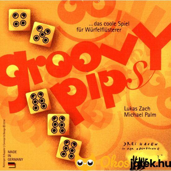 drei hasen groovy pips kártyajáték