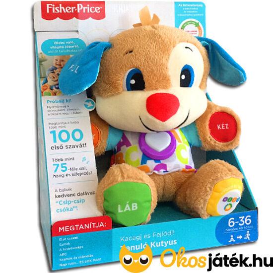 Fisher Price Tanuló kutyus