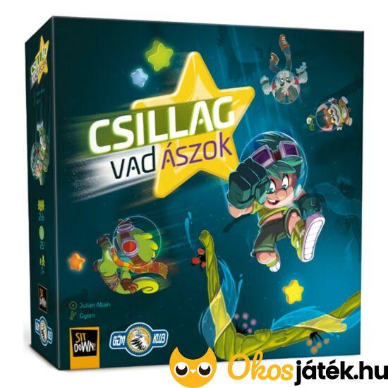 csillagvadászok társasjáték