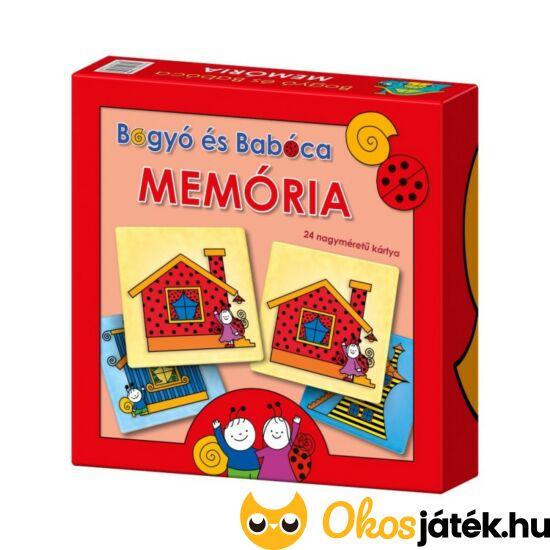 Bogyó és Babóca Memória játék