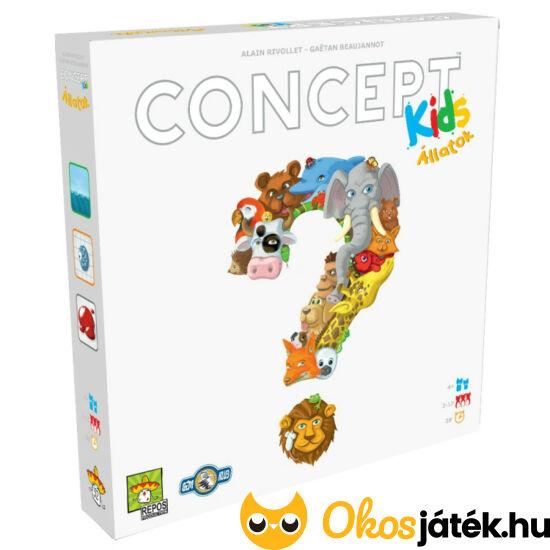 concept kids társasjáték