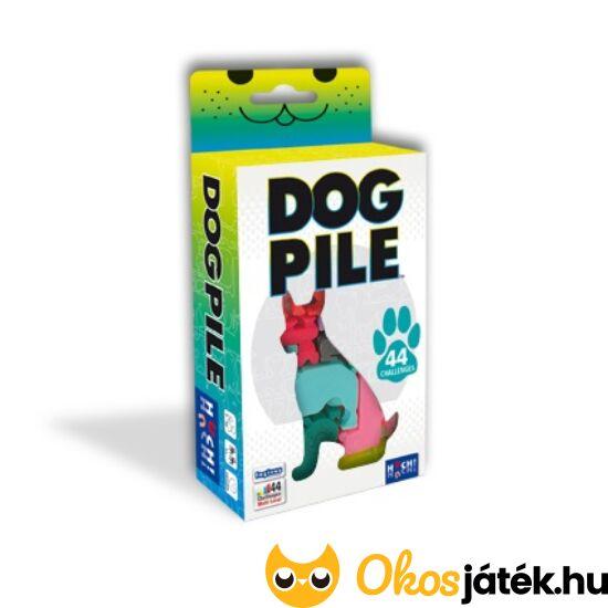 Dog Pile logikai játék