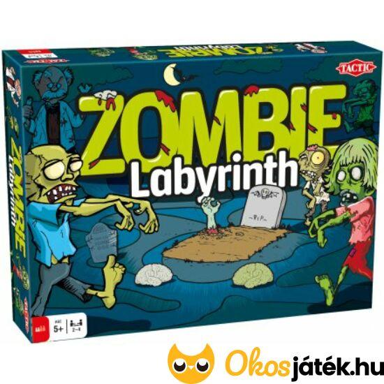Zombi labirintus társasjáték