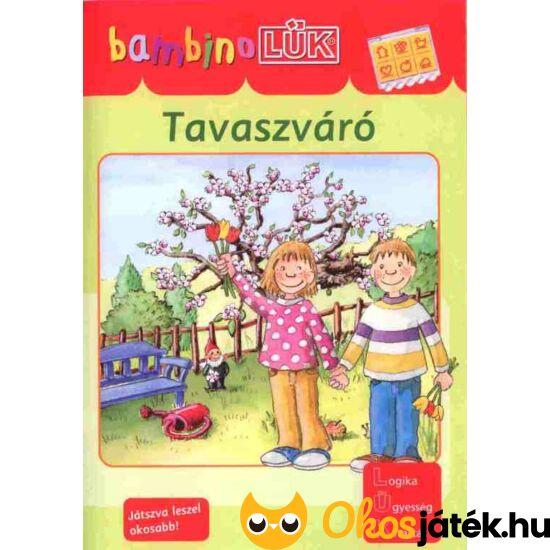 Tavaszváró LÜK Bambino füzet (LDI-126) (DI)